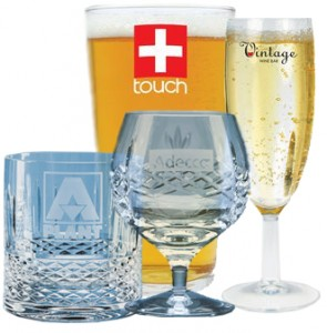 Selection of Promotional Glassware from Mugs UK