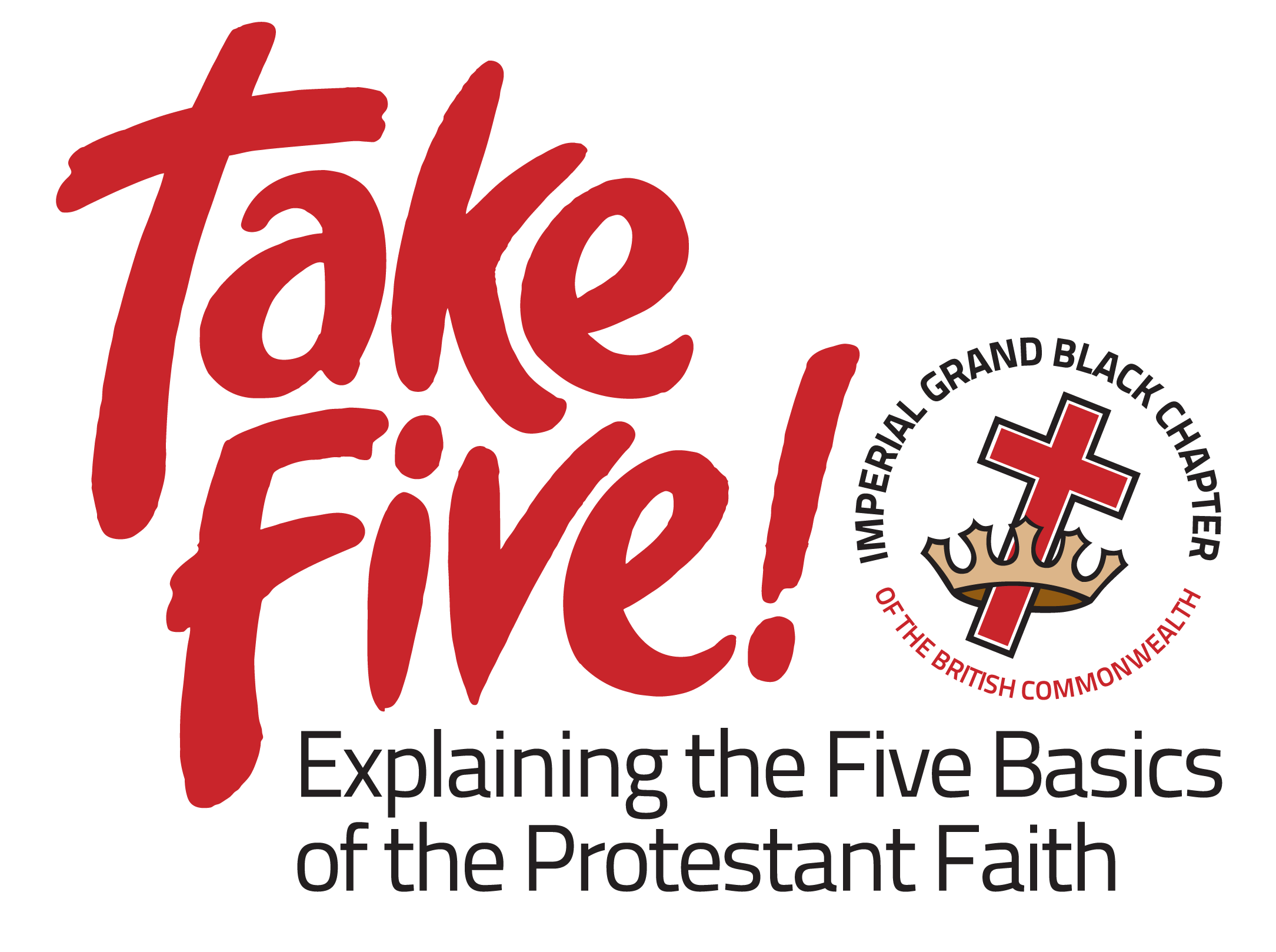 Take Five Logotypes v 2